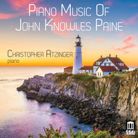 Christopher Atzinger - Piano Music