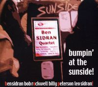Ben Sidran - Bumpin at the Sunside