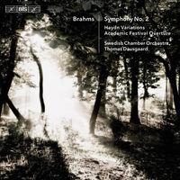 Thomas Dausgaard - Brahms: Symphony No. 2 In D Major, Op. 73
