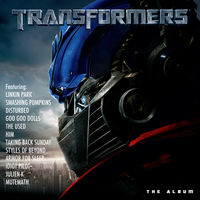 Various Artists - Transformers - The Album [Soundtrack LP]