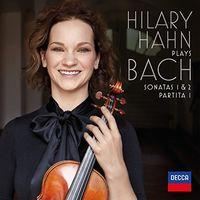 Hilary Hahn - Hilary Hahn Plays Bach: Violin Sonata (Shm) (Jpn)