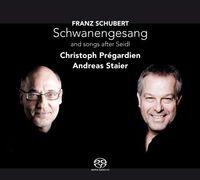 Andreas Staier - Schwanengesang & Songs After Seidl [Digipak]