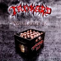 Tankard - Vol(L)Ume 14 (Red Vinyl) (Ltd) (Red)