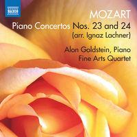 Mozart - Piano Concertos 23 & 24