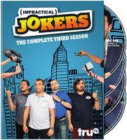Impractical Jokers [TV Series] - Impractical Jokers: The Complete Third Season