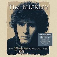 Tim Buckley - Troubadour Concerts (Box) (Uk)