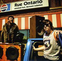 Bernard Adamus - Rue Ontario [Digipak] (Ep)