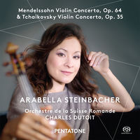 Dvorak/Szymanowski - Violin Concertos (Hybr)