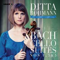 J Bach S - Cello Suites 1 3 & 5
