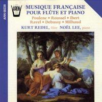JEAN MARTIN - Musique Francaise Pour Flute Et Pia