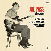 Joe Pass - Live At The Encore Theatre [Limited Edition] [180 Gram] (Coll) (Vv)