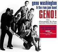 Geno Washington & The Ram Jam Band - Geno! The Piccadilly & Pye Studio Recordings (Uk)