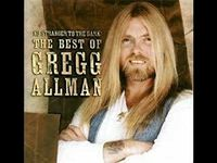 Gregg Allman - No Stranger to the Dark: Best of Greg Allman