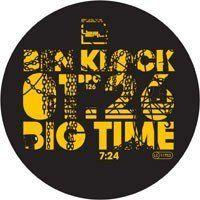 Ben Klock - Big Time/Point Blank