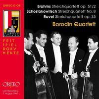 Borodin Quartet - Str Qrts