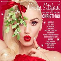 Gwen Stefani - You Make It Feel Like Christmas [White LP]