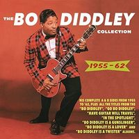 Bo Diddley - Collection 1955-62