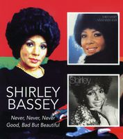 Dame Shirley Bassey - Never Never Never/Good Bad But Beautiful [Import]