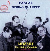 W.A. Mozart - String Quartet