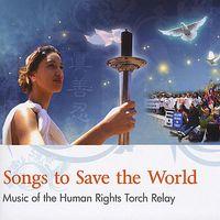 Human Rights Torch - Songs To Save The World