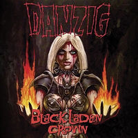 Danzig - Black Laden Crown [LP]