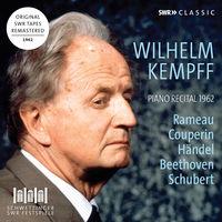 Wilhelm Kempff - Piano Recital 1962