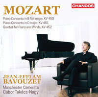 Jean-Efflam Bavouzet - Piano Concertos 3