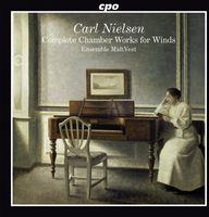 Ensemble MidtVest - Complete Chamber Works for Winds