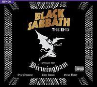 Black Sabbath - The End [2CD/DVD]