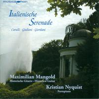 Maximilian Mangold - Guitar And Piano Music – Carulli, F. / Giordani, T. / Giuliani, M.