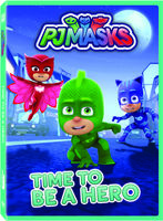PJ Masks - Time To Be A Hero!