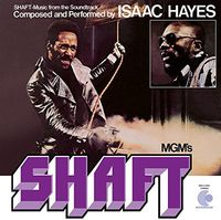 Isaac Hayes - Shaft (Music From The Soundtrack) [2LP]