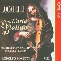 Locatelli - Art of the Violin 2