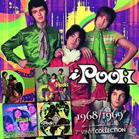 Pooh - 7-Inch Vinyl Collection: 1968-1969 [Limited Edition] (Ita)