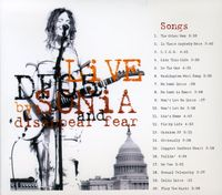 Sonia & Disappear Fear - DF05: Live