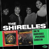Shirelles - Sing The Golden Oldies/Spontaneous Combustion [Import]
