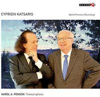 Cyprien Katsaris - Transcriptions By Karol A. Penson