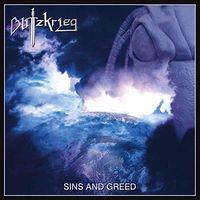Blitzkrieg - Sins & Greed [Colored Vinyl] (Slv) (Uk)