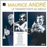 Kevin Mayse - Maurice André: Le Trompettiste Du Siècle