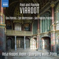 Reto Kuppel - Complete Violin Works Music 2