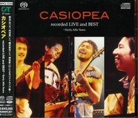 Casiopea - Recorded Live & Best Early Alfa Years (Jpn) [Remastered]