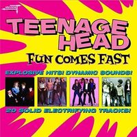 Teenage Head - Fun Comes Fast [Colored Vinyl] (Pnk) (Can)