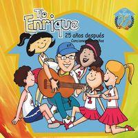 Enrique Feliz - Tio Enrique 25 Anos Despues