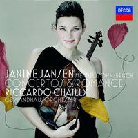 Janine Jansen - Mendelssohn Bruch: Concertos & Romance