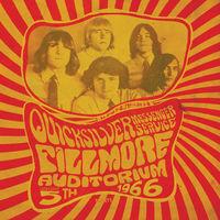 Quicksilver Messenger Service - Fillmore Auditorium - November 5 1966 (Gate) [Deluxe]