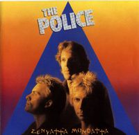 The Police - Zenyatta Mondatta [Import]