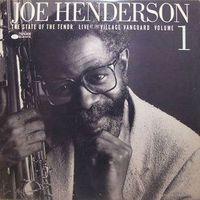 Joe Henderson - State Of The Tenor, Live At The Village Vanguard Vol. 1 [Vinyl]