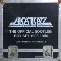 Alcatrazz - The Official Bootleg 1983-1986 [Import Limited Edition Box Set]
