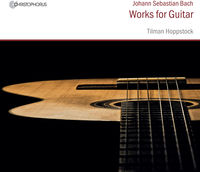Tilman Hoppstock - Works For Guitar