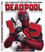 Deadpool [Movie] - Deadpool 1+2